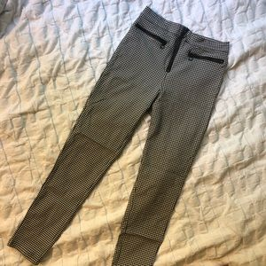 Urban Outfitters Pants - Urban Outfitters UO Susie High-Rise Zip-Front Pant